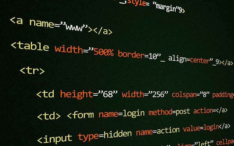 code-coding-website-html